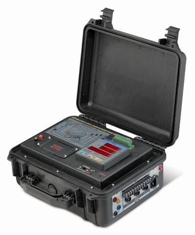 Портативный анализатор качества электроэнергии EDL175