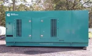 Cummins-generator
