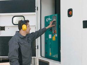 ремонт дизельных генераторов киев